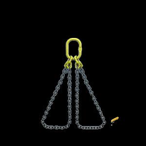 Цепные стропы СЦ2В3 Grade 80